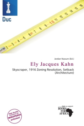 Ely Jacques Kahn