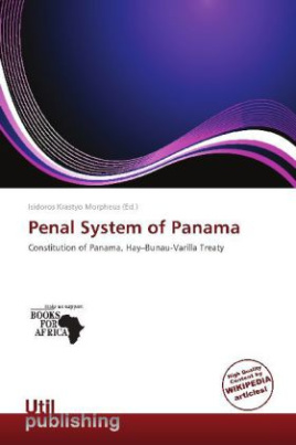 Penal System of Panama
