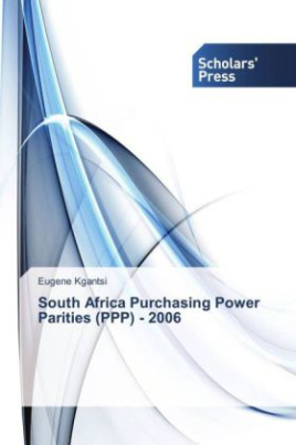 South Africa Purchasing Power Parities (PPP) - 2006
