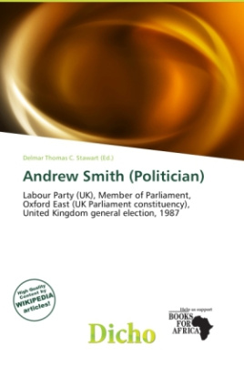 Andrew Smith (Politician)