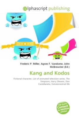 Kang and Kodos