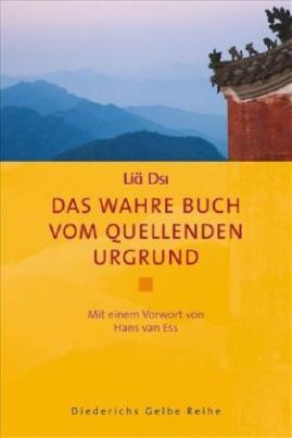 Liä Dsi, Das wahre Buch vom quellenden Urgrund