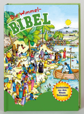 Die Wimmel-Bibel, Geschichten aus dem Neuen Testament
