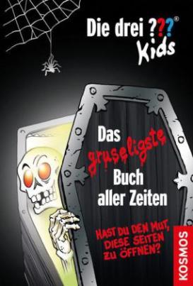 Die drei Fragezeichen-Kids - Das gruseligste Buch aller Zeiten