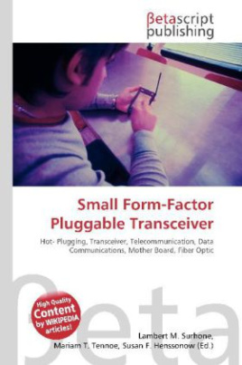 Small Form-Factor Pluggable Transceiver