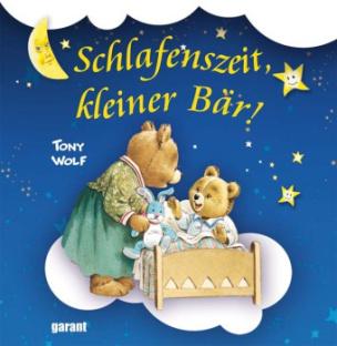 Schlafenszeit, kleiner Bär!