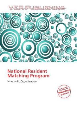 National Resident Matching Program