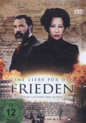 Eine Liebe für den Frieden - Bertha von Suttner und Alfred Nobel, 1 DVD