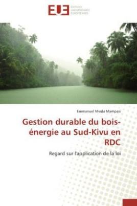 Gestion durable du bois-énergie au Sud-Kivu en RDC