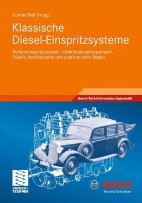 Klassische Diesel-Einspritzsysteme