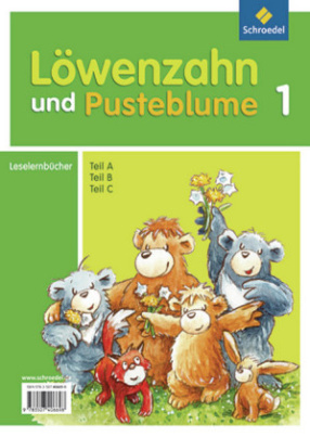 1. Schuljahr, Leselernbücher A/B/C, 3 Tle.
