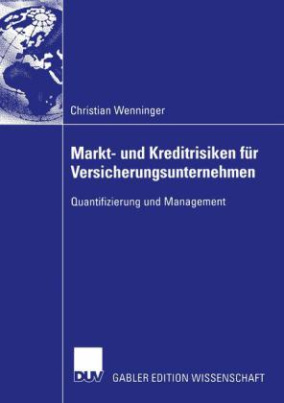 Markt- und Kreditrisiken für Versicherungsunternehmen