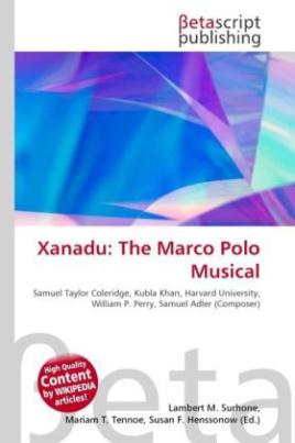 Xanadu: The Marco Polo Musical