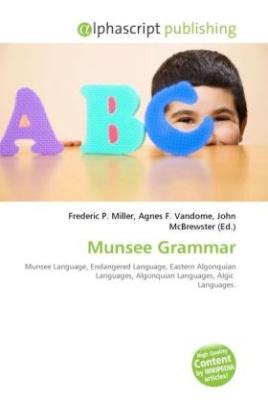 Munsee Grammar