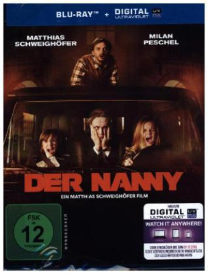 Der Nanny, 1 Blu-ray