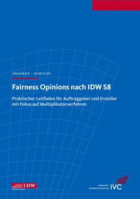 Fairness Opinions nach IDW S8