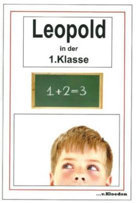 Leopold in der 1. Klasse