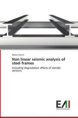 Non linear seismic analysis of steel frames