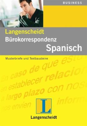 Bürokorrespondenz Spanisch