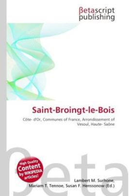 Saint-Broingt-le-Bois