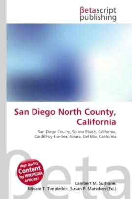 San Diego North County, California
