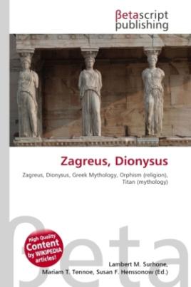 Zagreus, Dionysus