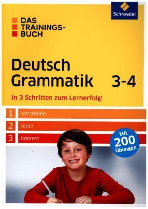 das trainingsbuch deutsch grammatik 34