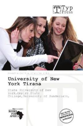 University of New York Tirana