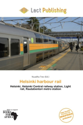 Helsinki harbour rail
