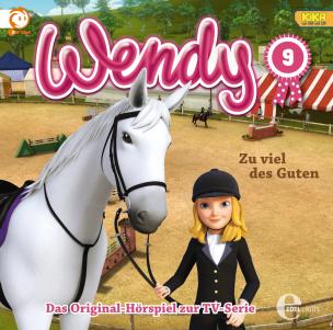 Wendy - Zu viel des Guten, Audio-CD
