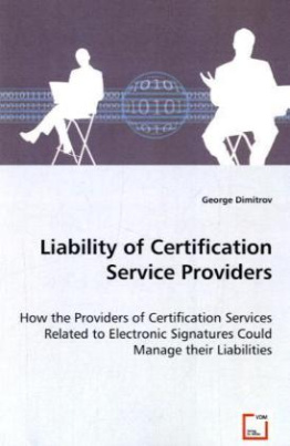 Liability of Certification Service Providers