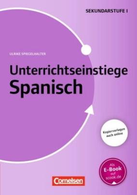 Unterrichtseinstiege Spanisch