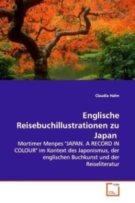 Englische Reisebuchillustrationen zu Japan