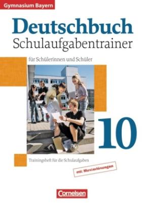 10. Jahrgangsstufe, Schulaufgabentrainer für Schülerinnen und Schüler