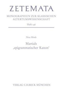 Martials 'epigrammischer Kanon'