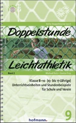 Doppelstunde Leichtathletik, m. CD-ROM. Bd.2