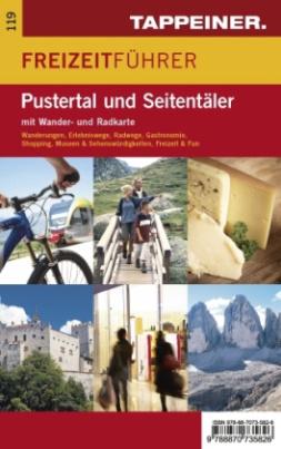 Pustertal und Seitentäler, m. Wander- und Radkarte