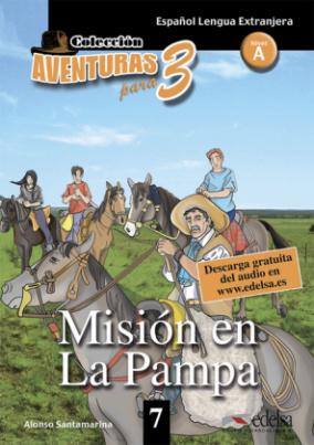 Misión en La Pampa