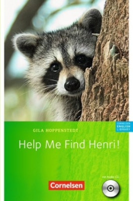 Help me find Henri!, m. Audio-CD