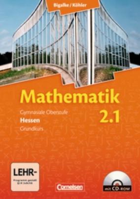1. Halbjahr - Grundkurs, Schülerbuch m. CD-ROM