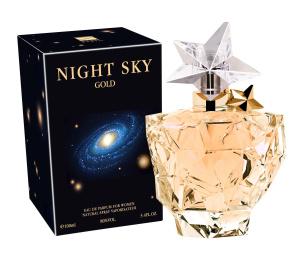 Night Sky Gold Eau de Parfüme für Sie