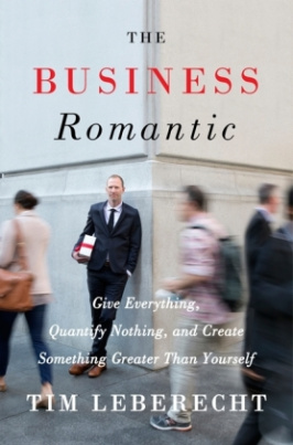 The Business Romantic. Business-Romantiker, englische Ausgabe