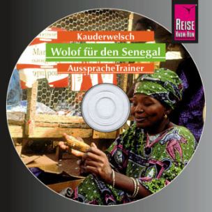 Wolof für den Senegal, 1 Audio-CD
