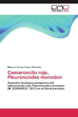Camaroncito rojo, Pleuroncodes monodon