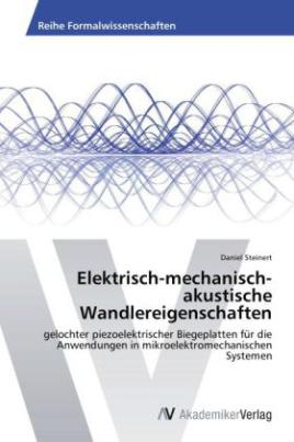 Elektrisch-mechanisch-akustische Wandlereigenschaften