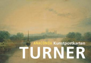 Turner, Postkartenbuch