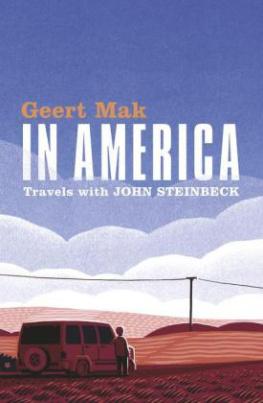 In America. Amerika, englische Ausgabe