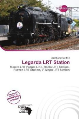 Legarda LRT Station