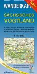 Wanderkarte: Sächsisches Vogtland