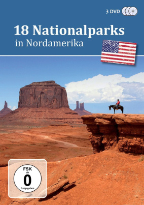 18 Nationalparks in Nordamerika